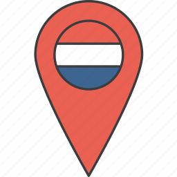 country, dutch, european, flag, holland, netherlands icon