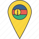 caledonia, caledonian, country, flag, new icon