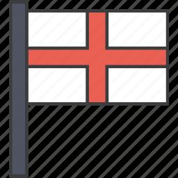 country, england, english, european, flag, national icon