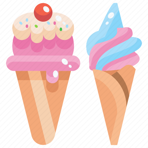 Cream, eat, food, ice icon - Download on Iconfinder
