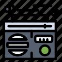 audio, music, play, radio icon