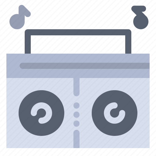 Music, player, radio icon - Download on Iconfinder