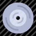 cd, disc, music, vinyl icon