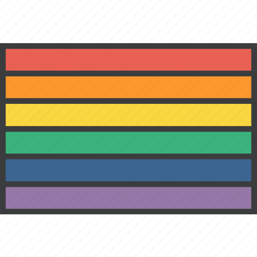 Flag, lgbt, rainbow, rights icon - Download on Iconfinder