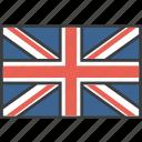 britain, country, european, flag, kingdom, united