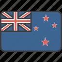 country, flag, kiwi, new, zealand, national
