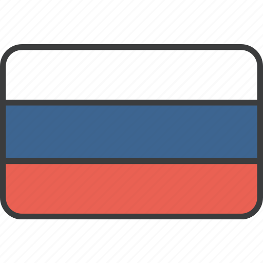 country, european, flag, national, russia, russian icon