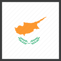 country, cyprus, european, flag icon