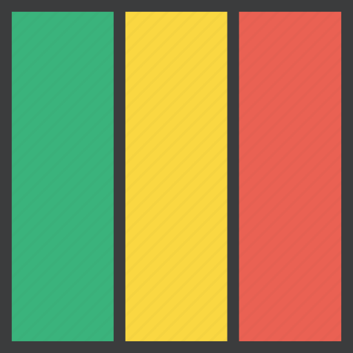 African, country, flag, mali icon - Download on Iconfinder