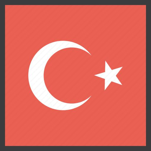 asian, country, flag, turkey, turkish icon