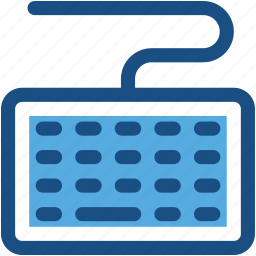 computer keyboard, computer part, computer tool, input device, keyboard icon