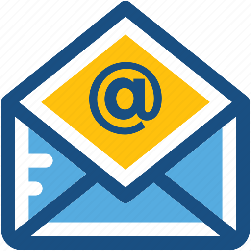 email, envelope, inbox, letter, mail icon