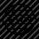 earth grid, globe, internet, world, www icon