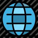 globe, internet, security, world