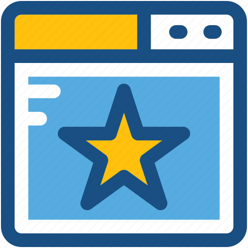 rating star, seo, web ranking, web rating, website icon