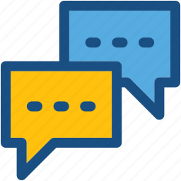 chat balloon, chat bubble, comments, speech balloon, speech bubble icon