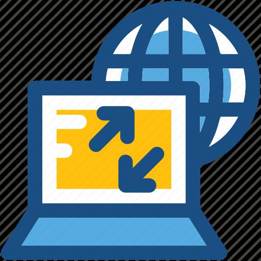 browser, browsing, exploring, internet browsing, worldwide icon