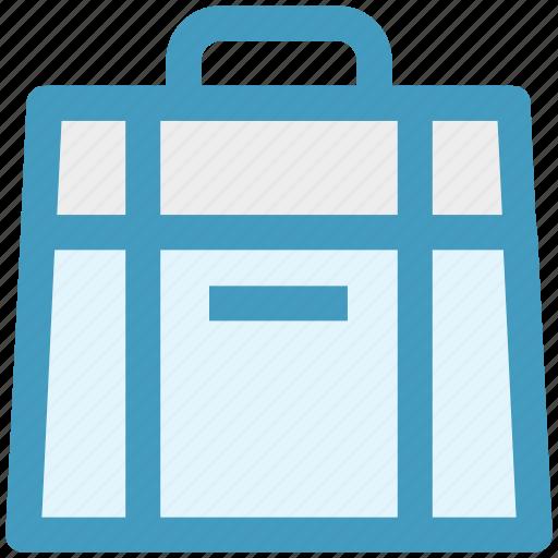 Briefcase, business bag, business case, portfolio icon - Download on Iconfinder