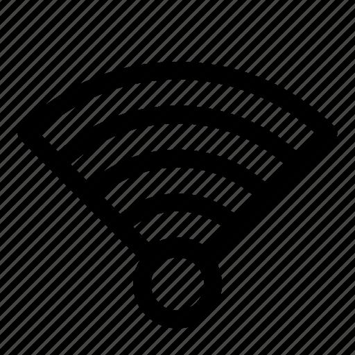 internet, lan, signal, web, wi-fi, wireless icon