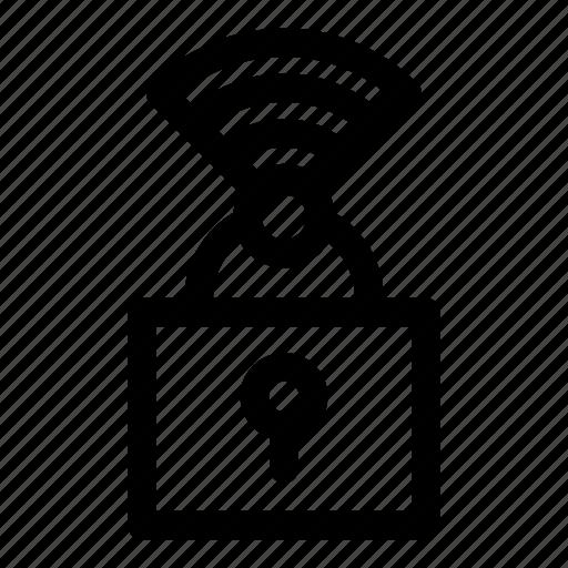 internet, lock, protected, setup, wi-fi, wifi, wps icon
