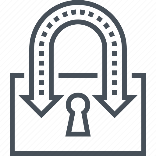 connect, connection, key, lock, network, protection, secure icon