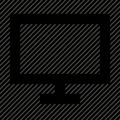 display, lcd, led, monitor, screen, tv icon