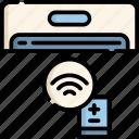 air, conditioning, internet, wireless, cloud, online