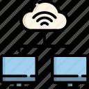 cloud, computing, internet, wireless, online, network