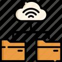 file, sharing, internet, wireless, cloud, online, folder