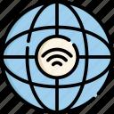 internet, wireless, cloud, online, network