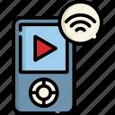 music, player, internet, wireless, cloud, online, play