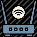 router, internet, wireless, cloud, online, network