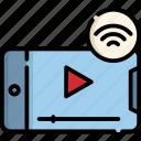 streaming, internet, wireless, cloud, online, browser