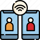 video, call, internet, wireless, cloud, online, phone