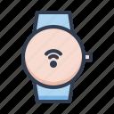 smartwatch, technology, device, electronic, internet, digital