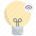 lamp, light, bulb, internet of things, iot