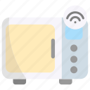 microwave, oven, kitchen, internet of things, iot