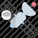 satellite, space, spaceship, internet of things, iot