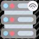 server, database, storage, internet of things, iot