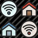 connecting, internet, online, wifi, peer, network, home