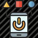 remote, control, wireless, iot, domotics, controller