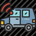 smart, car, transport, vehicle, automotive, future, wireless