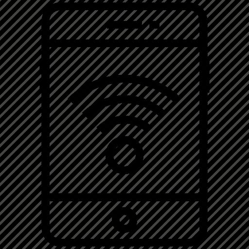 internet connection, internet connectivity, mobile connection, mobile internet, mobile wifi icon