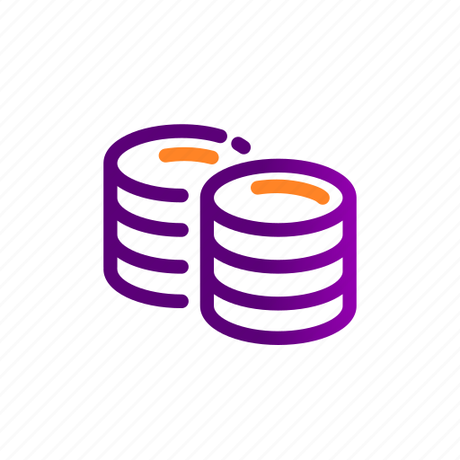 cloud, data, database, folder, server, storage icon