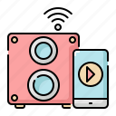 device, internet, music, smart, sound, speaker, wifi
