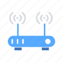 home network, hub, internet, iot, router, wifi