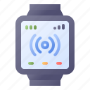 smartwatch, connection, technology, wifi, watch