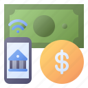banking, mobile, internet, payment, transfer