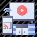 cast, tv, video, display, wireless