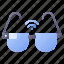 glasses, smart, technology, innovation, wireless